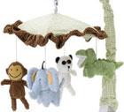 Baby Crib Musical Mobiles